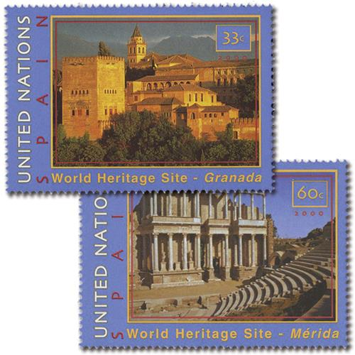 2000 World Heritage Sites