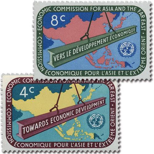 1960 Economic Commission, Asia