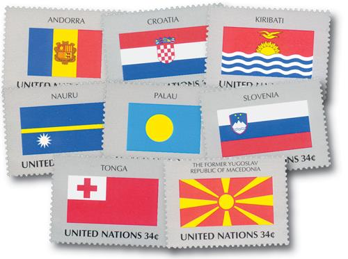 2001 World Flags