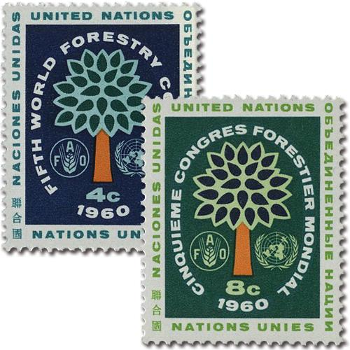 1960 5th World Forestry Congress