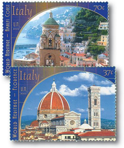 2002 World Heritage Italy
