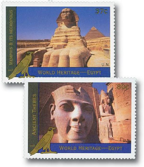 2005 World Heritage Egypt