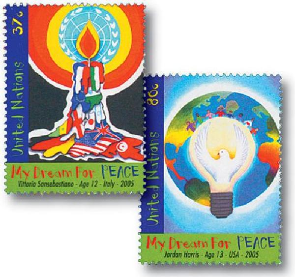 2005  My Dream for Peace