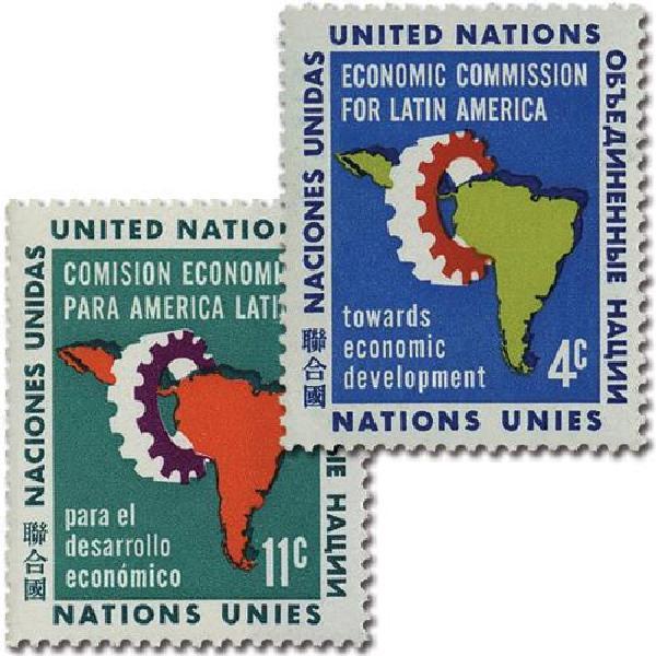 1961 Economic Comm. Latin America