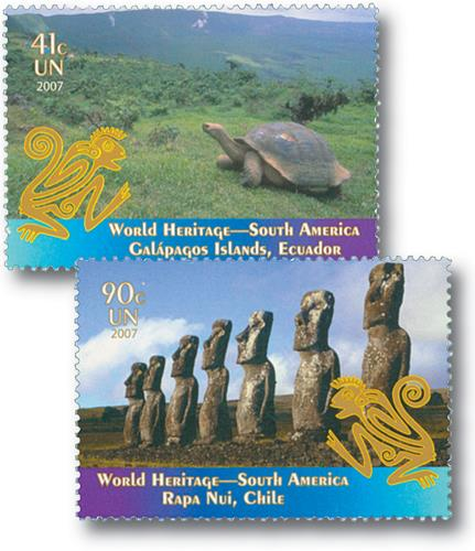 2007 UN World Heritage Sites-S. Africa