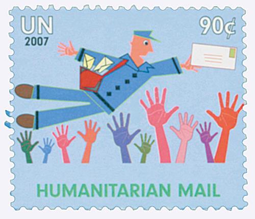 2007 UN Humanitarian Mail