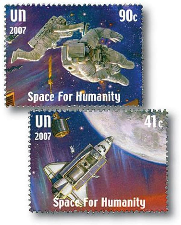 2007 UN Space for Humanity
