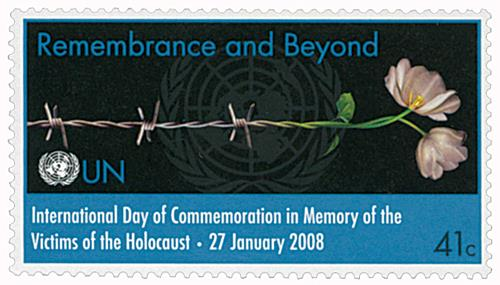 2008 UN NY Inter. Holocaust Remem. Day