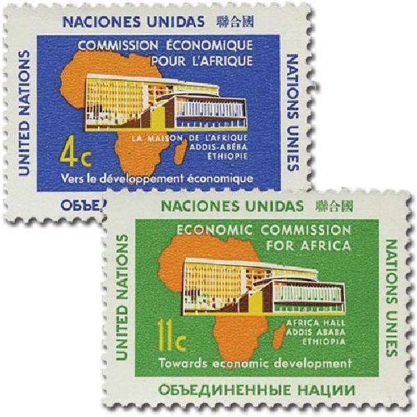 1961 Economic Committee Africa