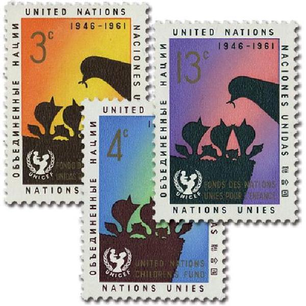 1961 United Nation Children's Fund