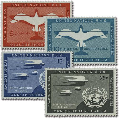 1951 United Nations Complete Set