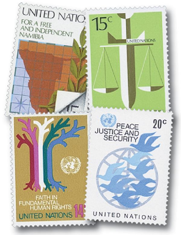 1979 United Nations New York Year Set