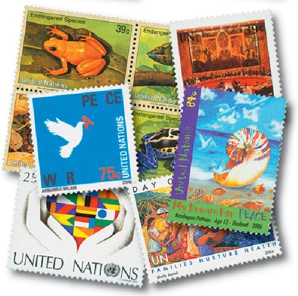2006 United Nations New York Year Set