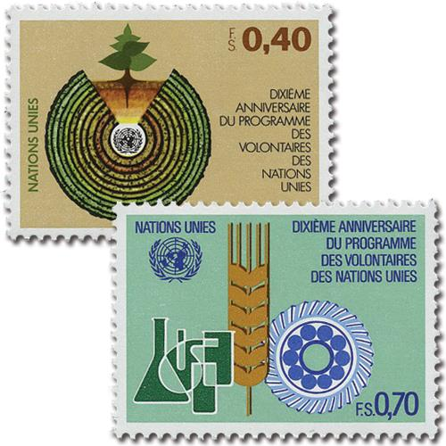 1981 United Nations Volunteers Program