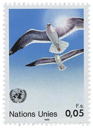 1986 Dove and Sun