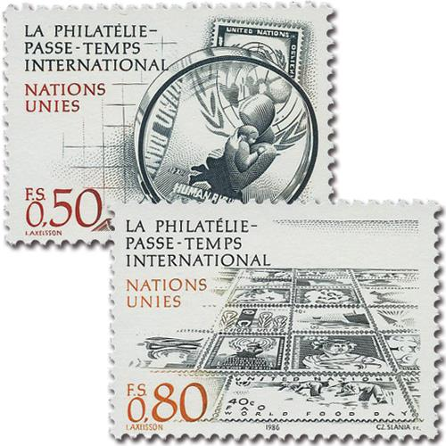 1986 Stamp Collecting