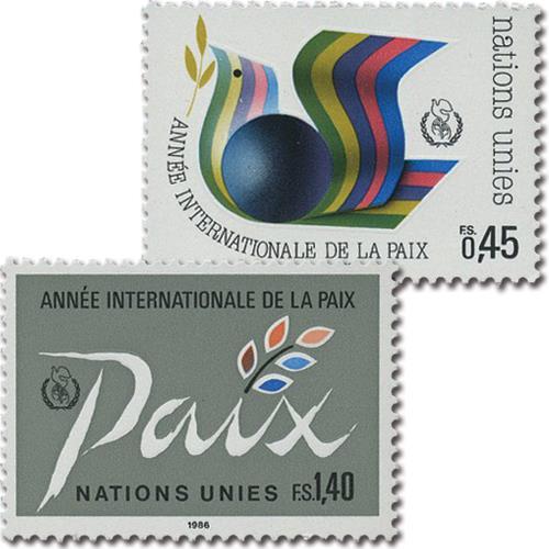 1986 International Peace Year