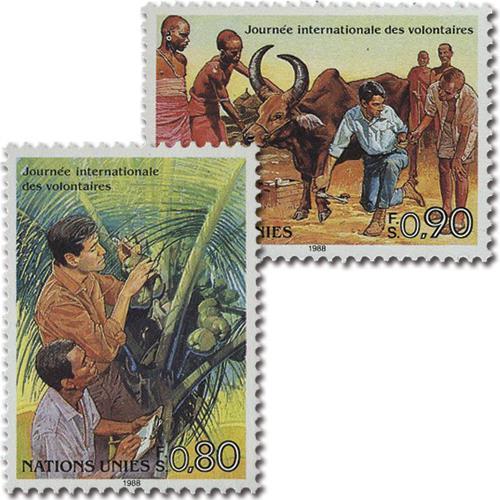 1988 International Volunteer Day