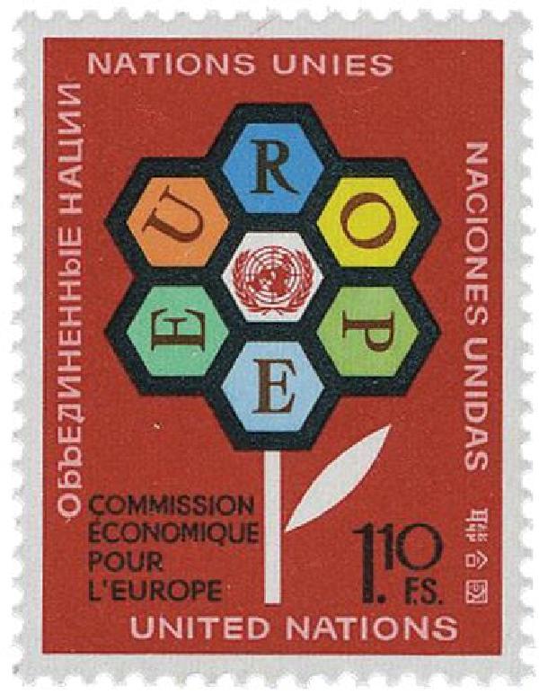 1972 Economic Comm. Europe