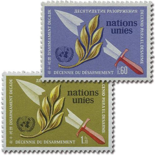 1973 Disarmament Decade
