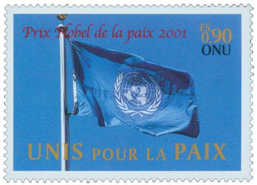2001 Nobel Peace Prize