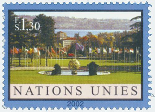 2002 Palais des Nations