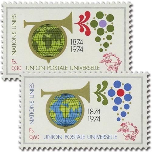1974 UPU Centenary