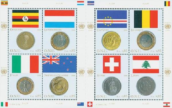 2006 Coin and Flag Series