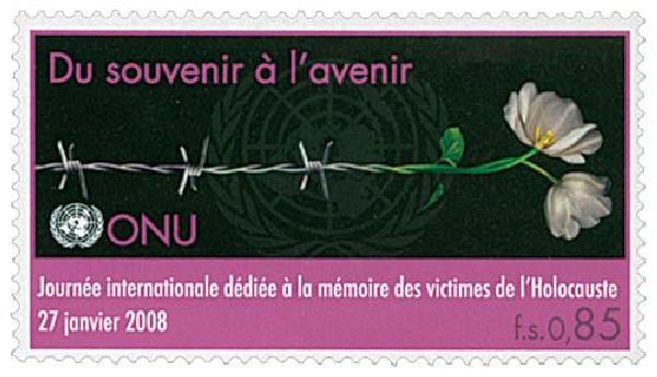 2008 UNG Inter. Holocaust Remem. Day