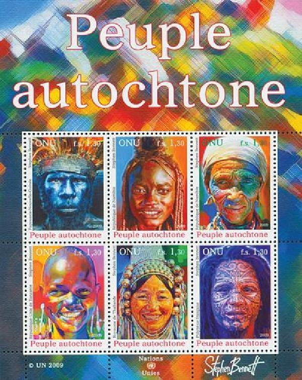 2009 f.s. 1.30 Indigenous People sheet