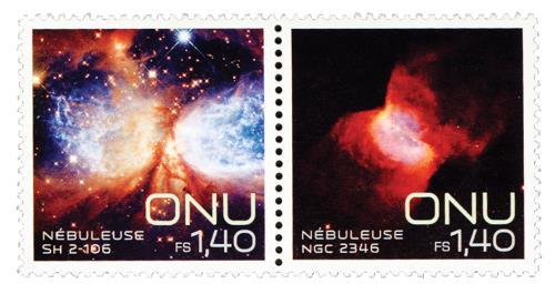 2013 1.40fr UN Geneva Space