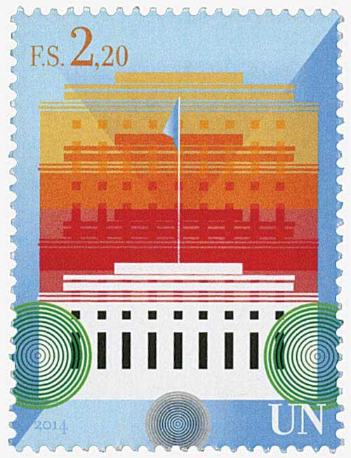 2014 Fs2.20 Palais Des Nations