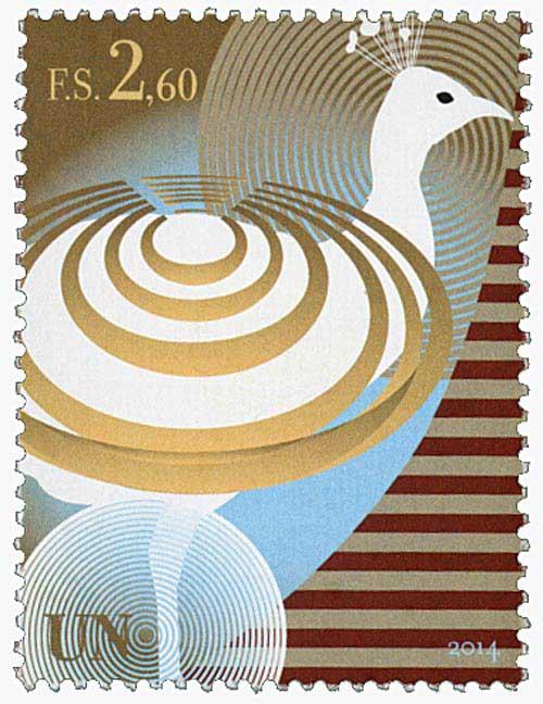 2014 Fs2.60 Peacock