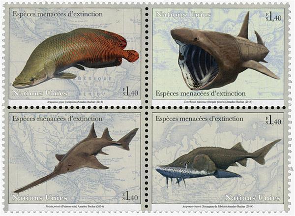 2014 Fs 1,40 Endangered Species