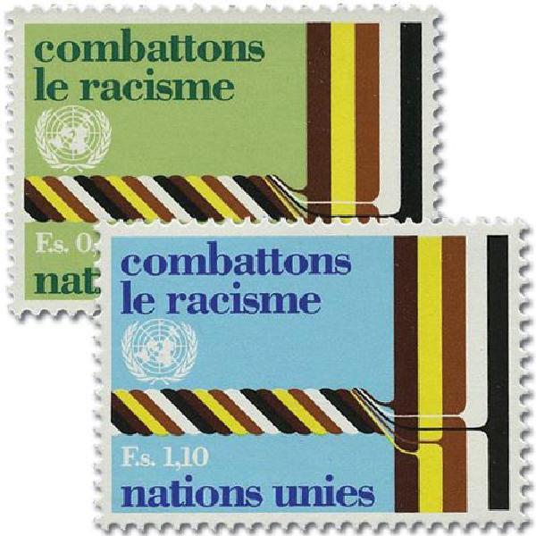 1977 Fight Against Racial Discrimination