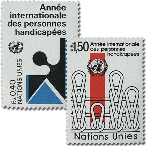 1981 International year of the Disabled