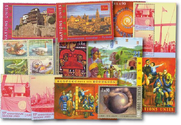 2000 United Nations Geneva Year Set