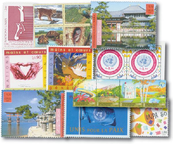 2001 United Nations Geneva Year set