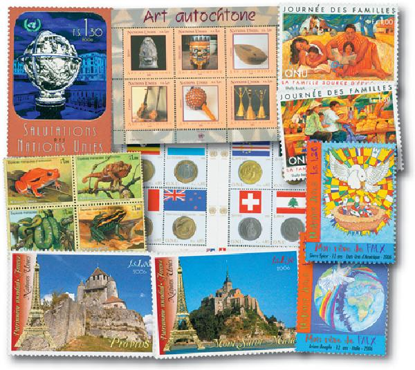 2006 United Nations Geneva Year Set