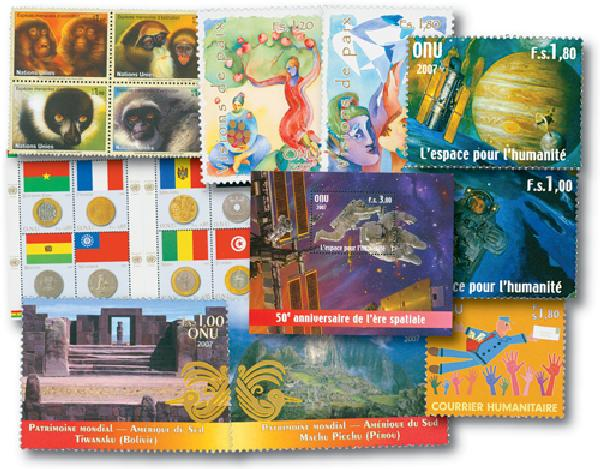 2007 United Nations Geneva Year Set