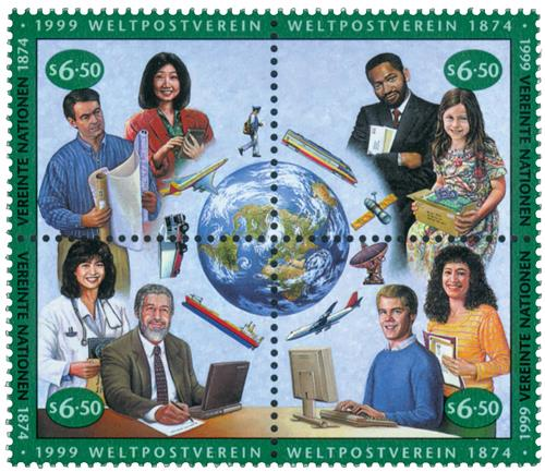 1999 Universal Postal Union