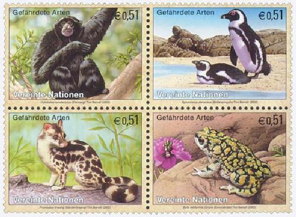 2002 Endangered Species