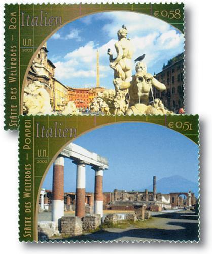 2002 World Heritage Italy