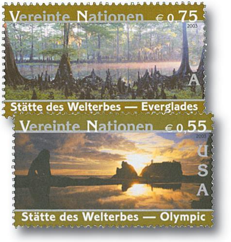 2003 World Heritage Sites