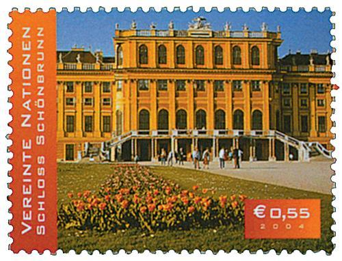 2004 Schloss Schonbrunn, Vienna