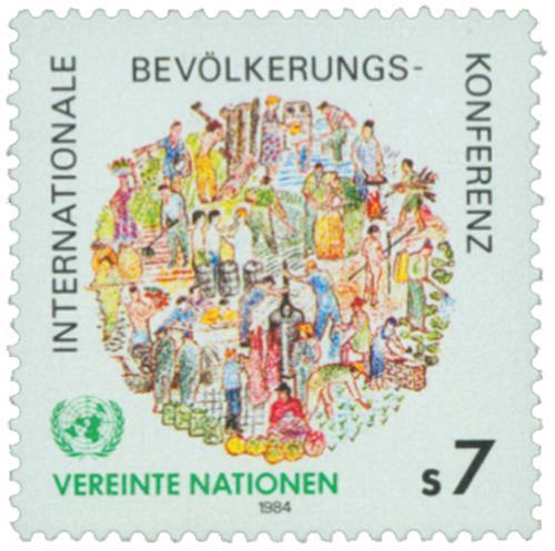 1984 International Conf. on Population