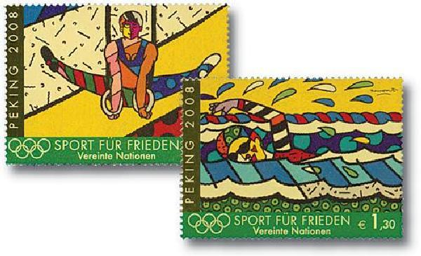 2008 e0.65/e1.30 Sports for Peace