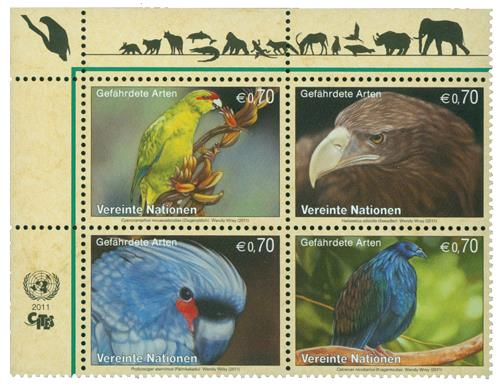 2011 United Nations Endangered Species