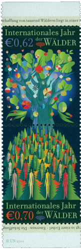 2011 United Nations Intl. Year of Forest