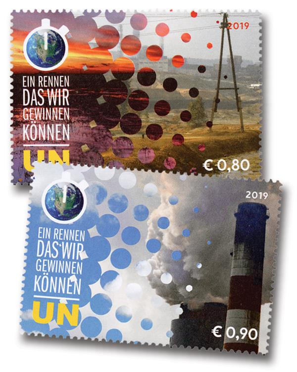 2019 .90 & 1.80 World Heritage - Cuba